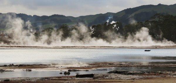 Sulphur Bay Rotorua