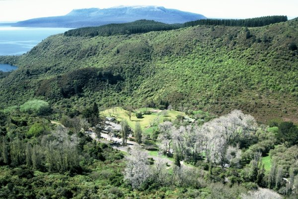 The buried village history