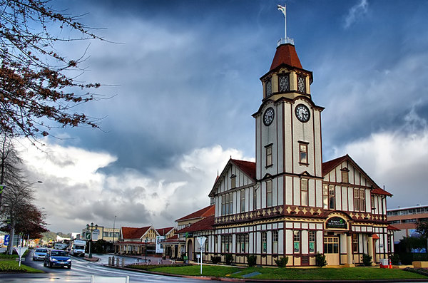 Old Post Office Rotorua