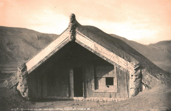 Te Wairoa - The Model Village